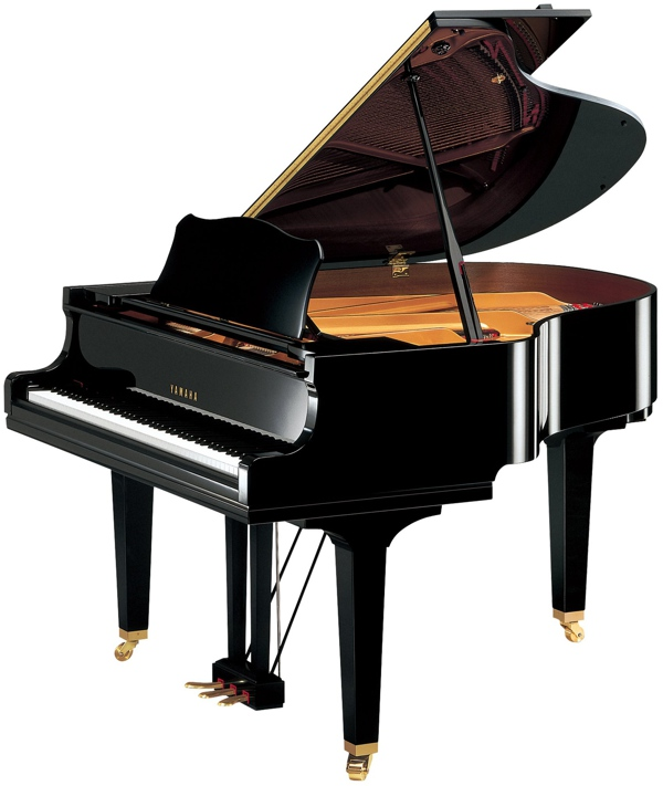 Yamaha GC1 Grand piano