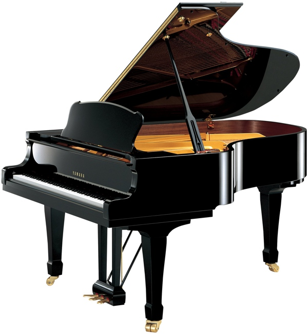 Yamaha S4 Grand piano