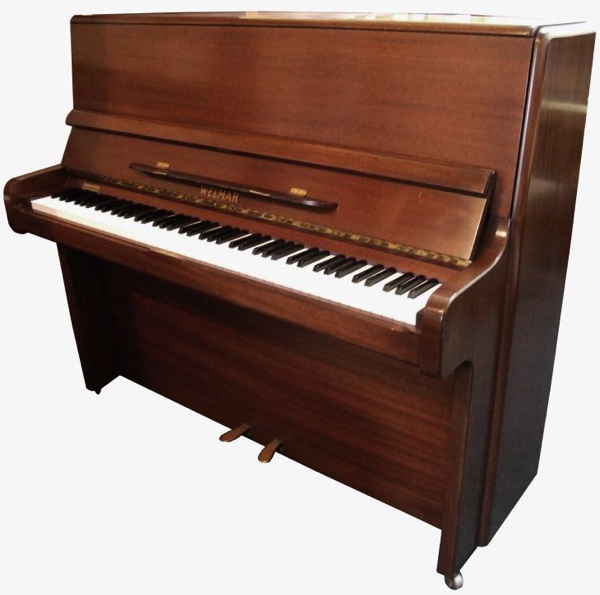 Comparison Of A Welmar And Knight Upright Piano Roberts