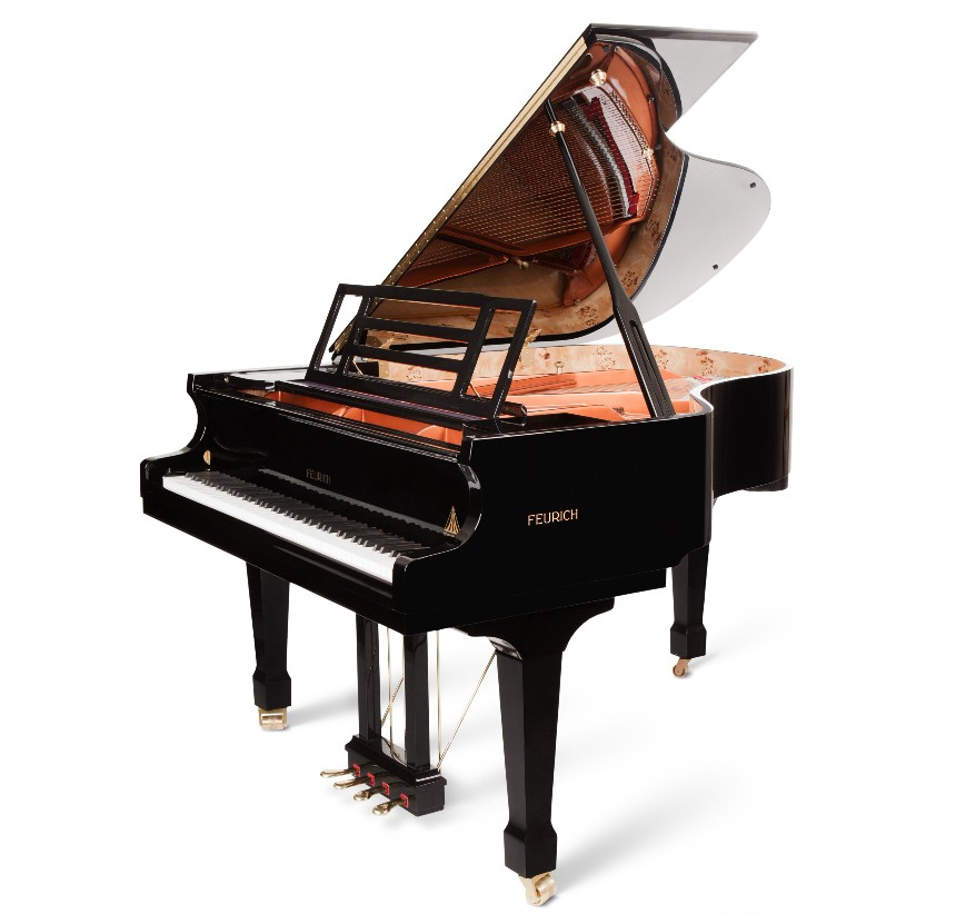 feurich 178 grand piano by feurich pianos