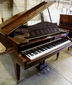 bechstein grand piano at our workshop