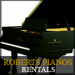 service icon rentals Piano Services