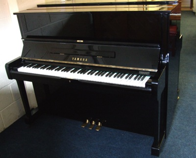 Used u1 yamaha upright information for Small upright piano dimensions