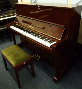 yamaha u1 279x300 Used Yamaha upright pianos