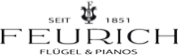 Feurich.logo  New Pianos