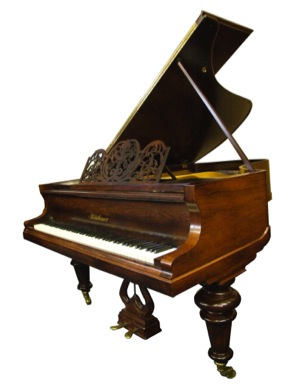 bluthner Grand Pianos