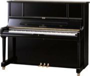 new kawai k-500 upright pianos