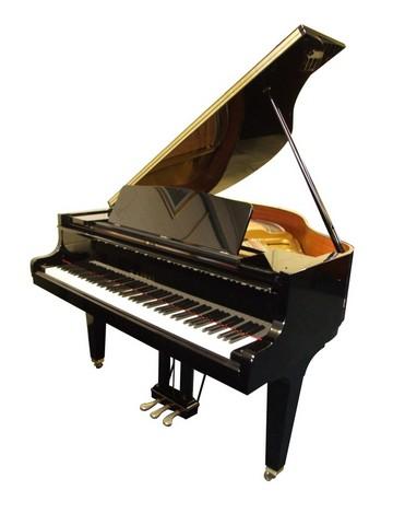 Yamaha gb1 and kawai gm 10k comparison review roberts for Small grand piano
