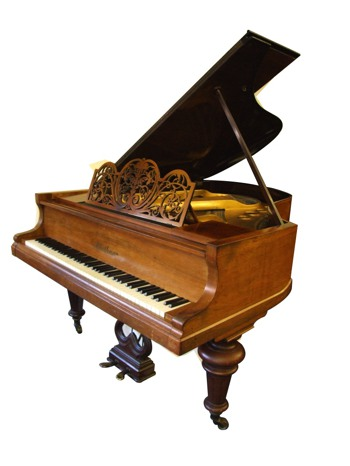 bluthner style 7 grand piano01 Piano Restoration and Choosing a piano