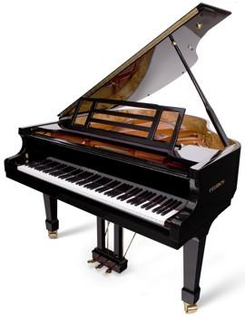 feurich 161 grand piano