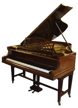 Bechstein B Grand Case 02 Bechstein Pianos