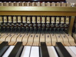 bluthner roller action by bluthner pianos