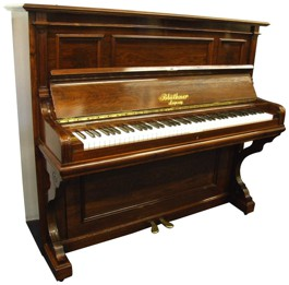 upright piano by bluthner pianos