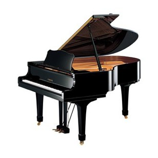 yamaha c studio grand piano Modern Yamaha Grand Pianos
