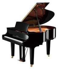 yamaha c1x grand piano 2 Modern Yamaha Grand Pianos
