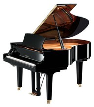 yamaha c2x grand piano 2 Modern Yamaha Grand Pianos