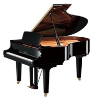 yamaha c3x grand piano 2 Modern Yamaha Grand Pianos