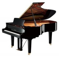 yamaha c6x grand piano 2 Modern Yamaha Grand Pianos