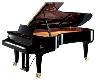 yamaha cfx grand piano Modern Yamaha Grand Pianos