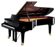 yamaha cfx grand piano 2 Modern Yamaha Grand Pianos