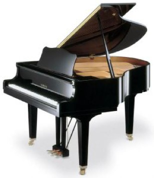 yamaha gc1 grand piano Modern Yamaha Grand Pianos
