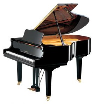 yamaha gc2 grand piano Modern Yamaha Grand Pianos