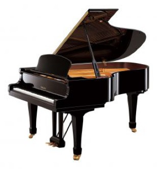 yamaha s6 grand piano1 Modern Yamaha Grand Pianos