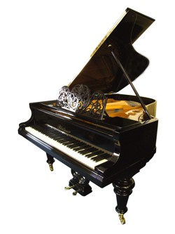 style 7 grand piano by blüthner piano