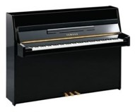 B1 modern yamaha upright pianos
