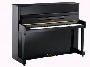 p116 modern yamaha upright pianos