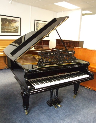 Bechstein V Case 01 Piano Advice