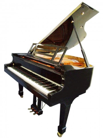 Baby grand pianos roberts pianos oxford sevenoaks for Smallest baby grand piano dimensions