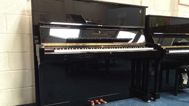Dating Steinway piano