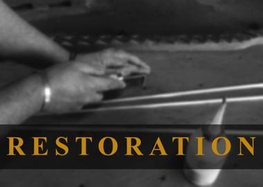 piano soundboard restoration