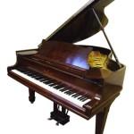 model o steinway grand piano