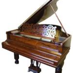 model A steinway grand piano