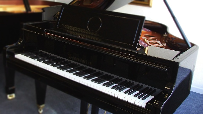 bosendorfer 170 grand piano black