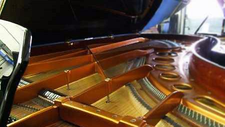 bosendorfer 275 imperial piano black