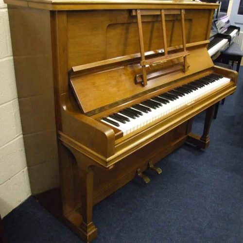 Grotrian Steinweg upright piano