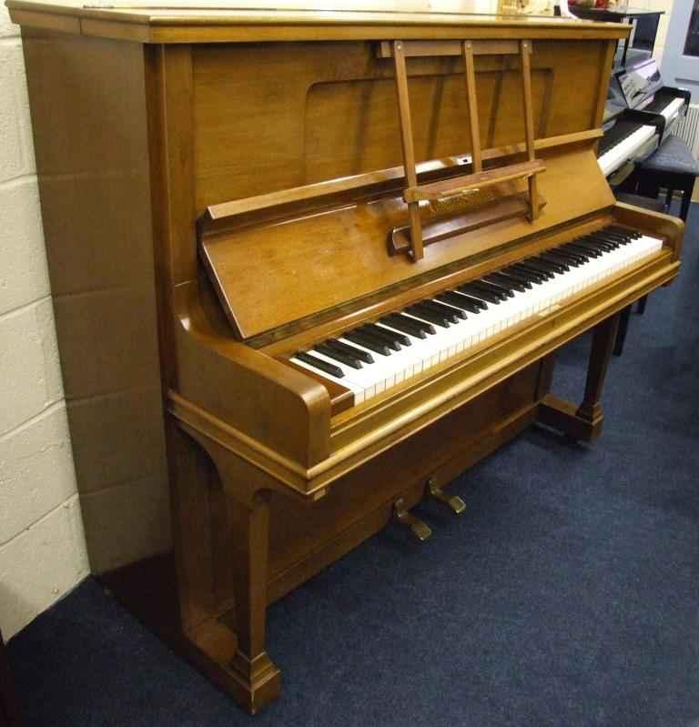 Grotrian Steinweg model 120 upright pianos for sale
