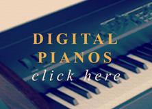 black digital piano for sale in oxford