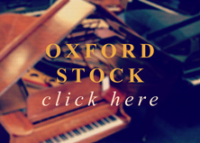 grand pianos and upright pianos for sale in oxford
