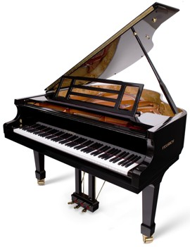 161 feurich grand pianos