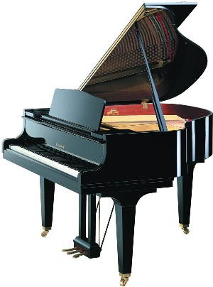 model GE20 kawai grand pianos