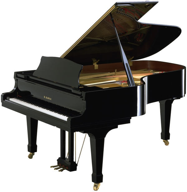 model RX-6 kawai grand pianos