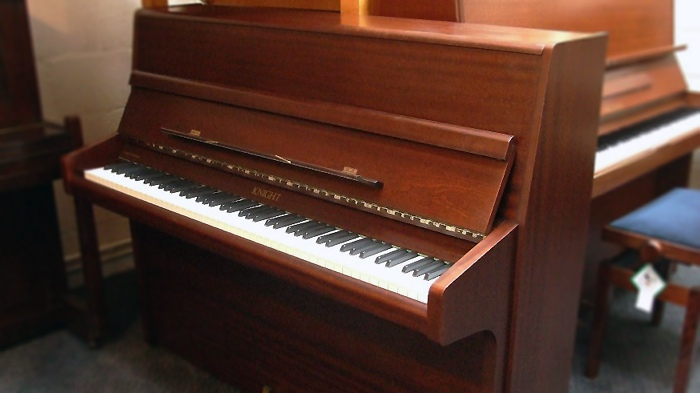 Used Upright Pianos In The Uk