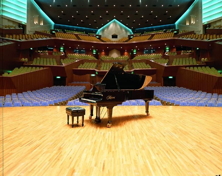 kawai ex grand piano picture
