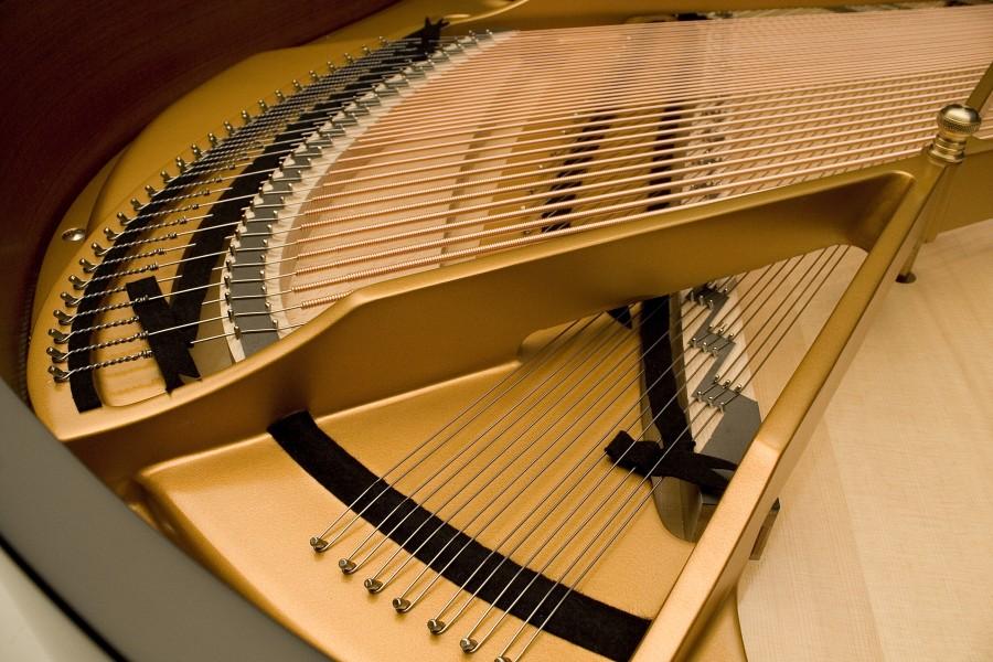 kawai piano soundboard