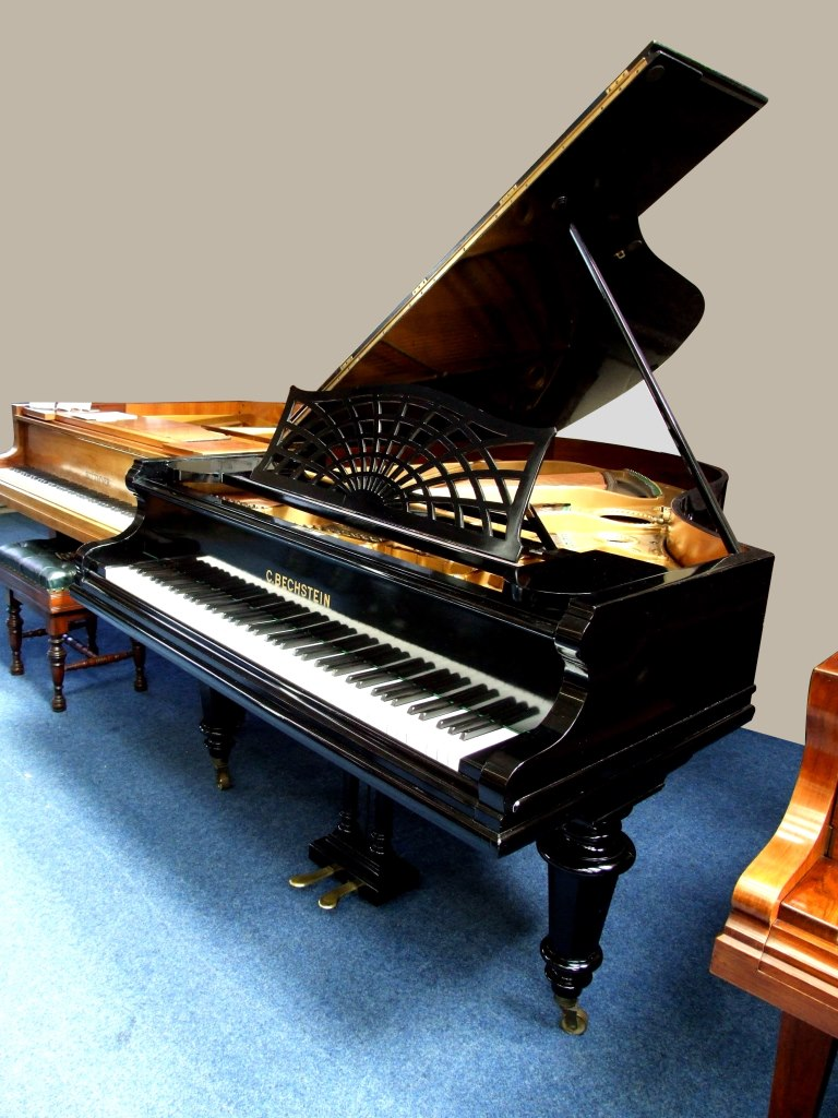 Bechstein grand piano
