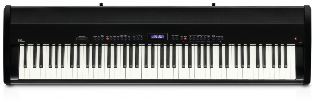 new Kawai ES8 digital piano